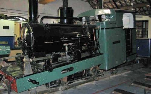 Locomotora núm. 6 Julián Fuchs